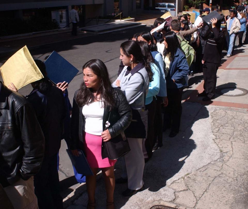 Desempleo en mayo llegó a un nuevo máximo de 21,4% | Empleo | Economía