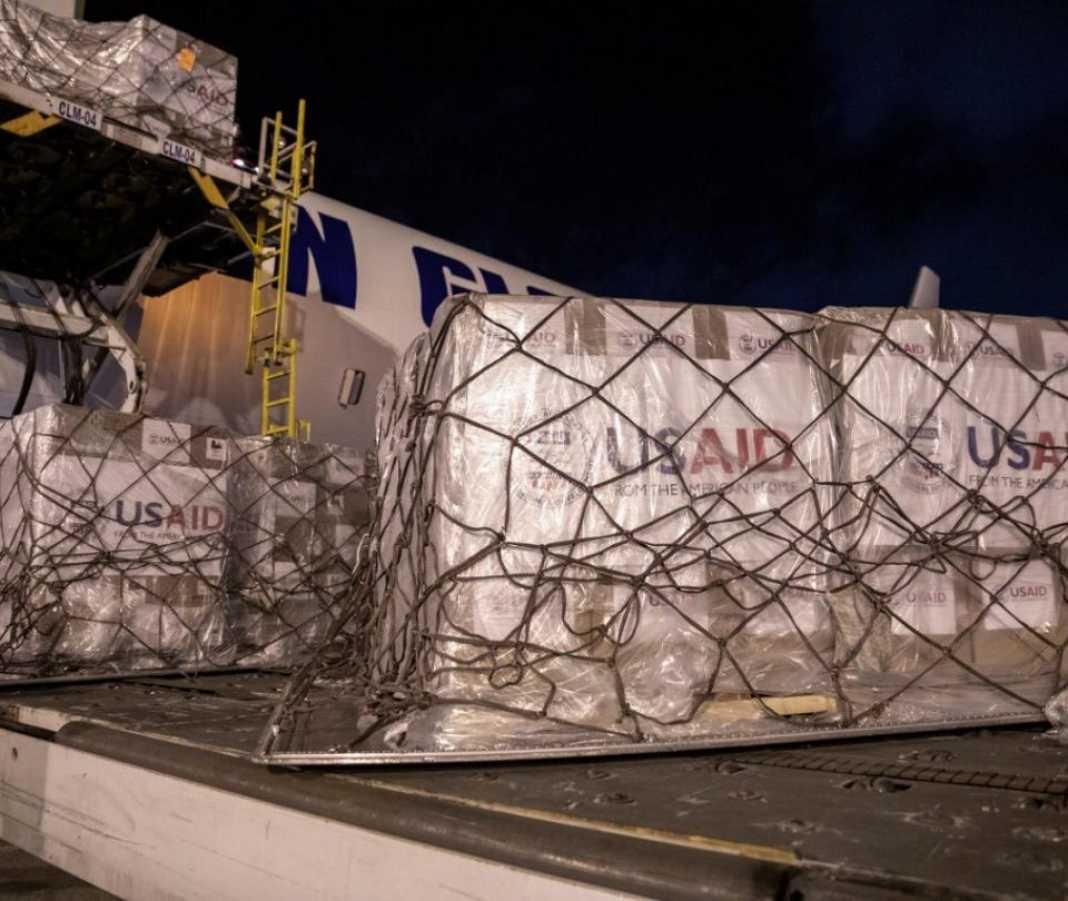 Donación de Estados Unidos a Colombia para enfrentar la pandemia - Gobierno - Política