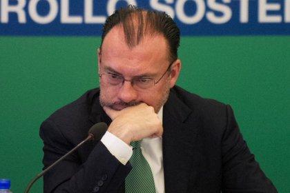 Luis Videgaray Caso (Foto: Cuartoscuro)