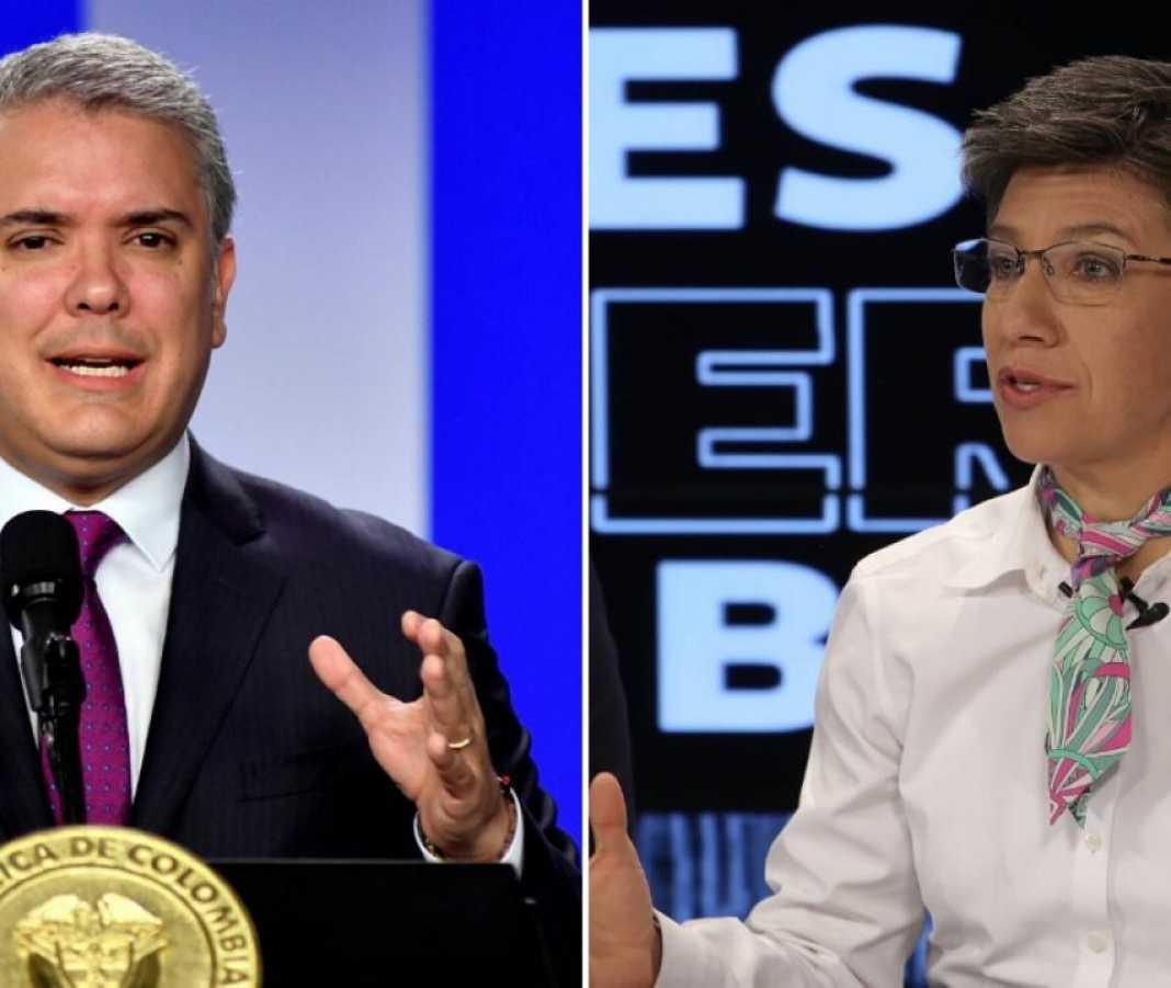 Encuesta: Baja aprobación de Duque y Claudia López - Gobierno - Política