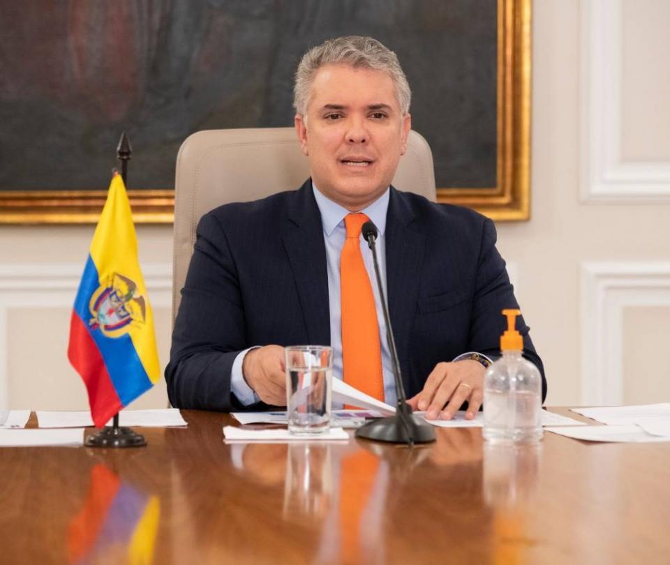 Iván Duque: Comienza cuarta entrega de pagos del Ingreso Solidario a las familias - Gobierno - Política