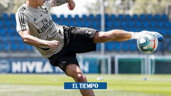 James Rodríguez cumple 29 años y podría salir del Real Madrid - Fútbol Internacional - Deportes