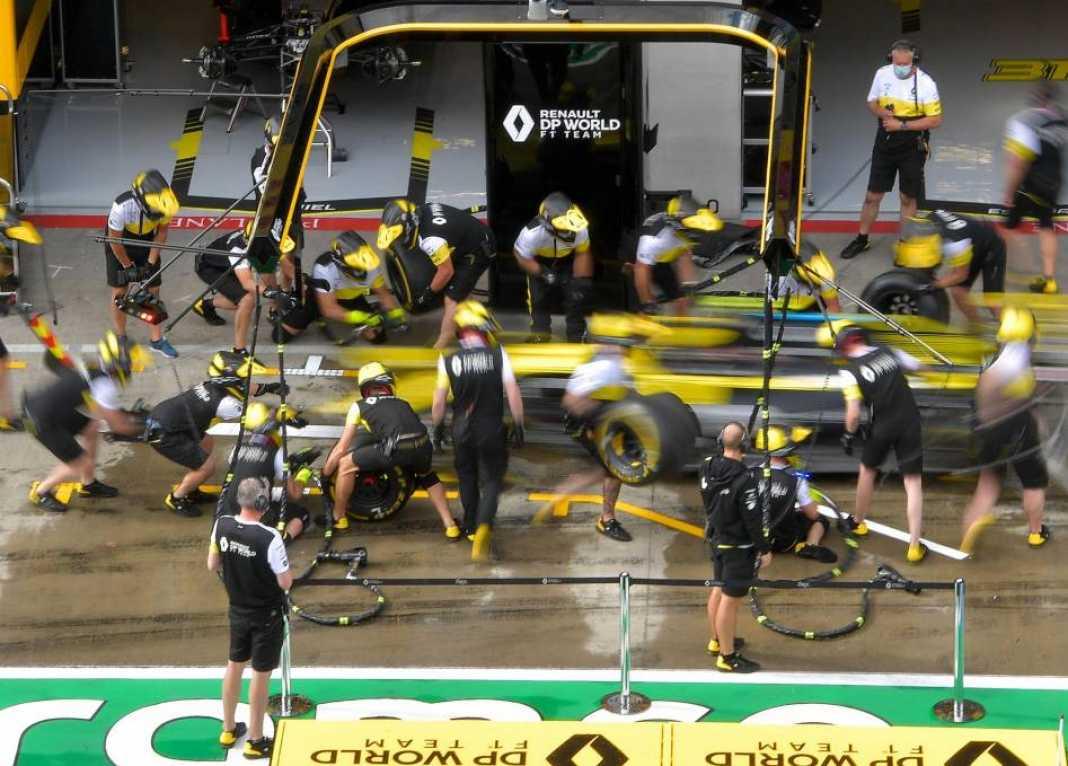 La Fórmula 1 alista detalles para ponerse en marcha este fin de semana en Austria