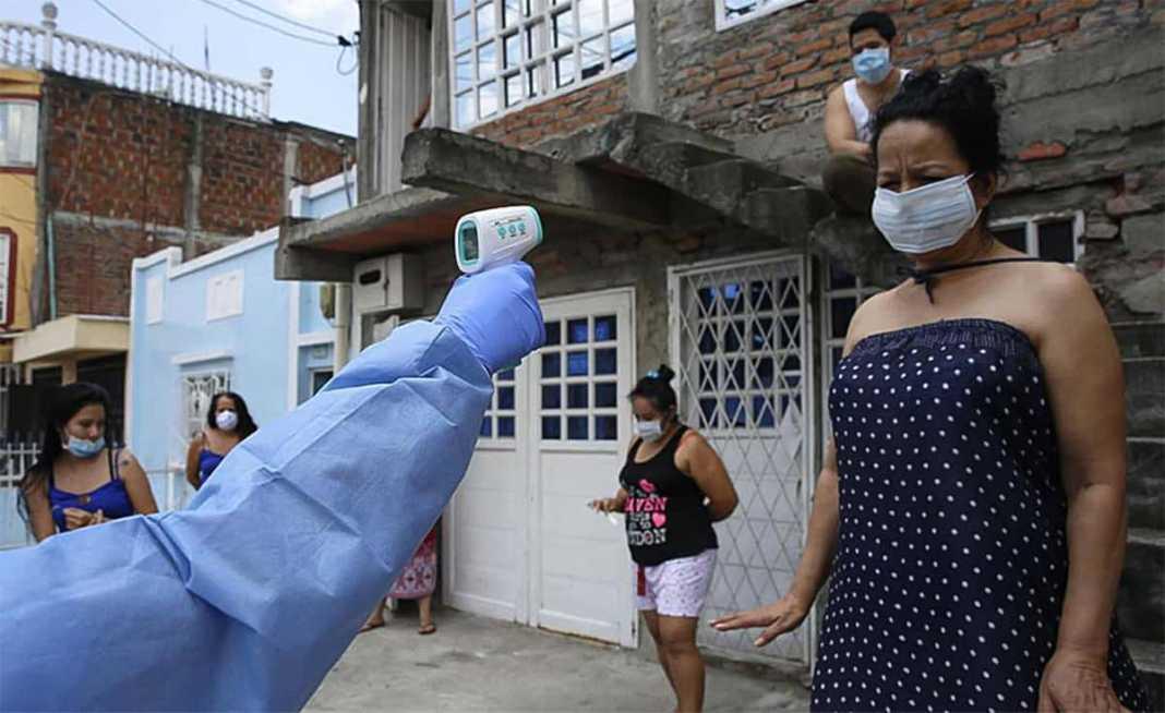 La curva de la pandemia asciende a un ritmo vertiginoso en Colombia – Salud