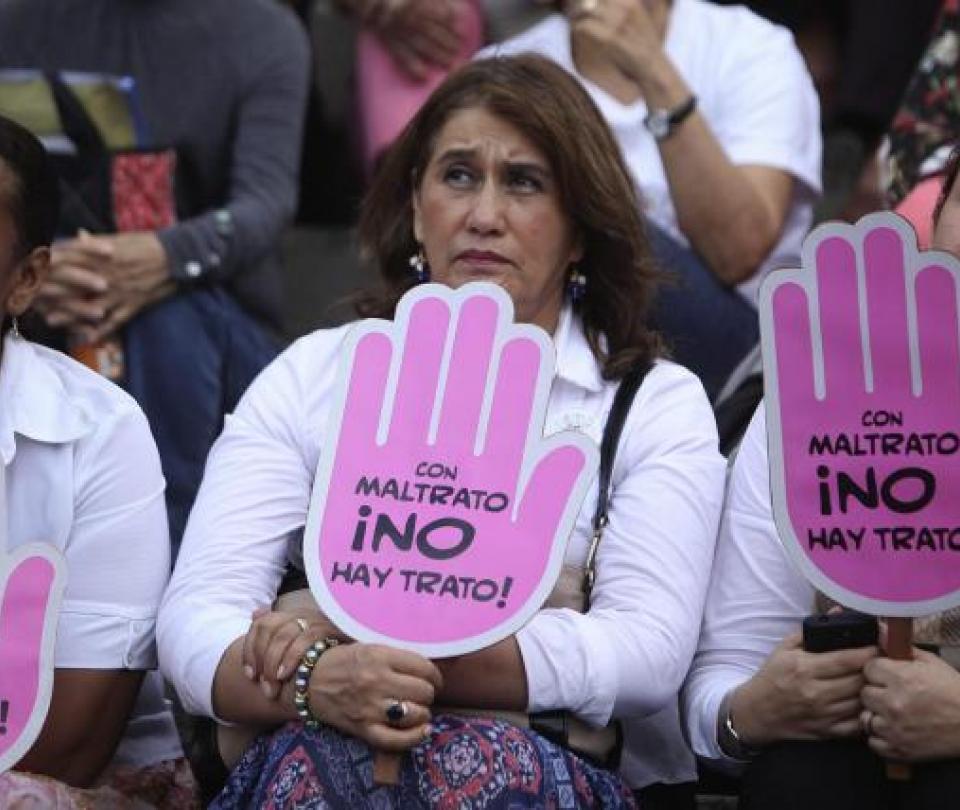 Las recomendaciones de la OEA para atender violencias de género - Gobierno - Política