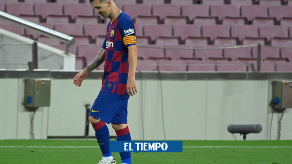 Lionel Messi habría parado su renovación con el Barcelona y se querría ir - Fútbol Internacional - Deportes