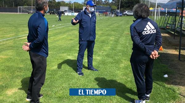 Millonarios elige laboratorio para pruebas de covid-19 - Fútbol Colombiano - Deportes