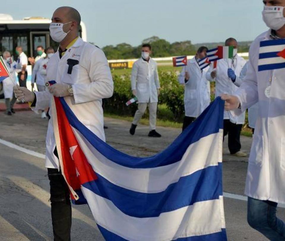 Por qué Estados Unidos rechaza los médicos cubanos en Colombia - Gobierno - Política