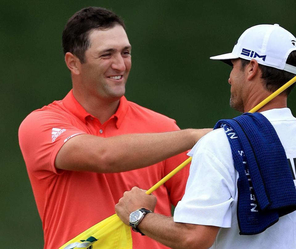 Quién es jon Rahm, el nuevo número uno del mundo del golf - Otros Deportes - Deportes
