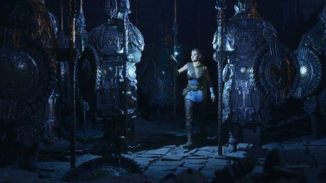 Los directores pueden jugar con la iluminación y con otros efectos usando un motor de videjuegos. (Foto: Epic Games)