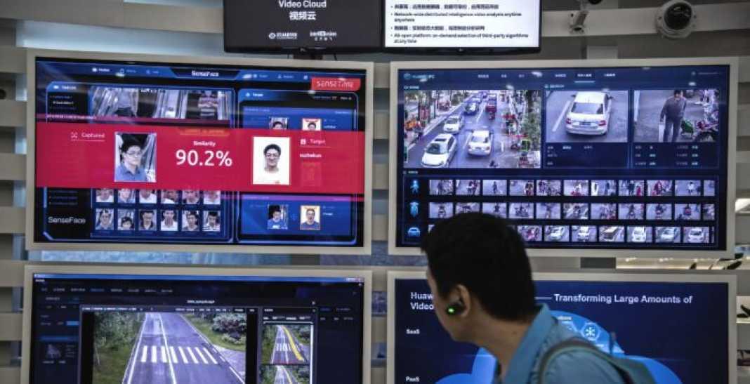 Tecnología Huawei de campos de trabajo forzado se vuelve global | Ciudad Segura | Partido Comunista Chinês (PCC) | vigilancia