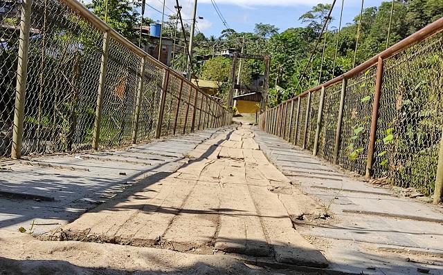 Alcaldía distrital resolverá problemática de un puente en el corregimiento de la Delfina | Noticias de Buenaventura, Colombia y el Mundo