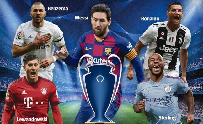 ¡Fútbol a la carta! Esta semana se reanudan la Champions League y la Liga Europa