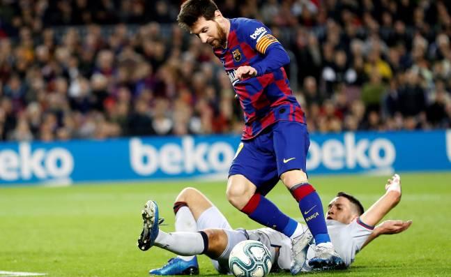 ¡Otro problema para Messi! La Liga de España salió a respaldar al Barcelona