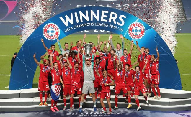 ¡Sin rival! Bayern Múnich conquista su sexta Liga de Campeones al ganar 1-0 al PSG