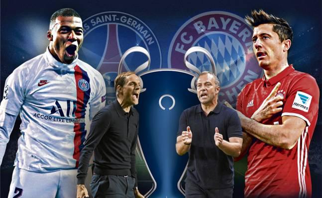 ¡Tiembla Europa! Bayern Múnich-PSG, la guerra de los mundos en la final de Champions