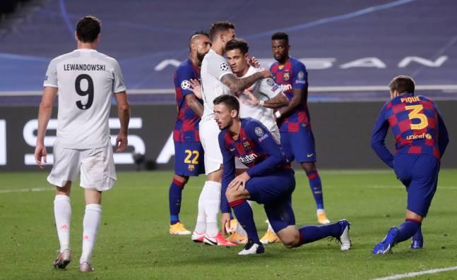 ¿Fin de una era? El Barcelona requiere una alta cirugía luego del fracaso en Liga de Campeones