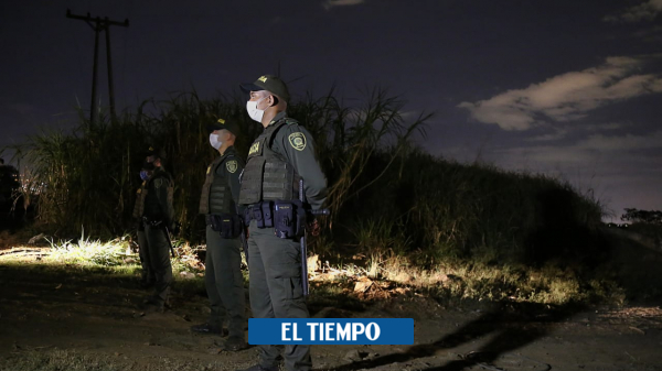 5 jóvenes asesinados en Cali eran amigos y salieron jujntos de barrio - Cali - Colombia