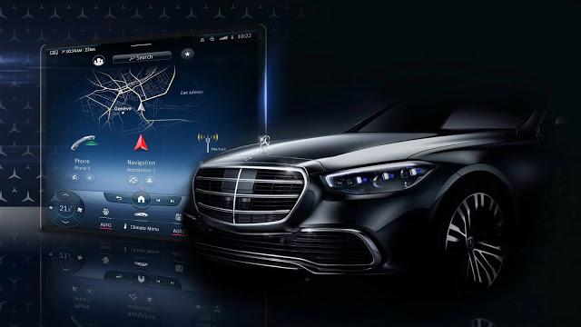 Ambiente de lujo y tecnología: Mercedes-Benz adelanta al nuevo Clase S : Autoblog Uruguay