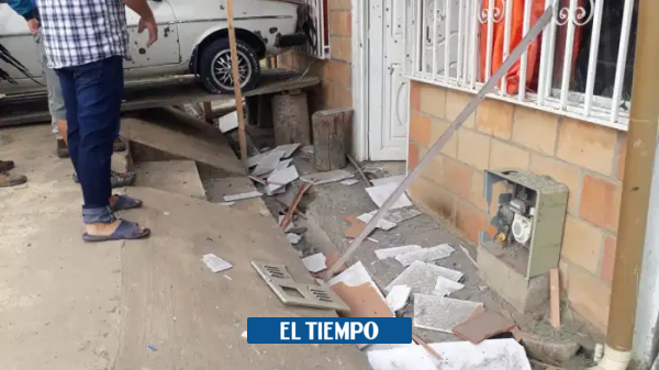 Ataque con explosivos deja dos heridos en Piendamó, en el Cauca - Cali - Colombia
