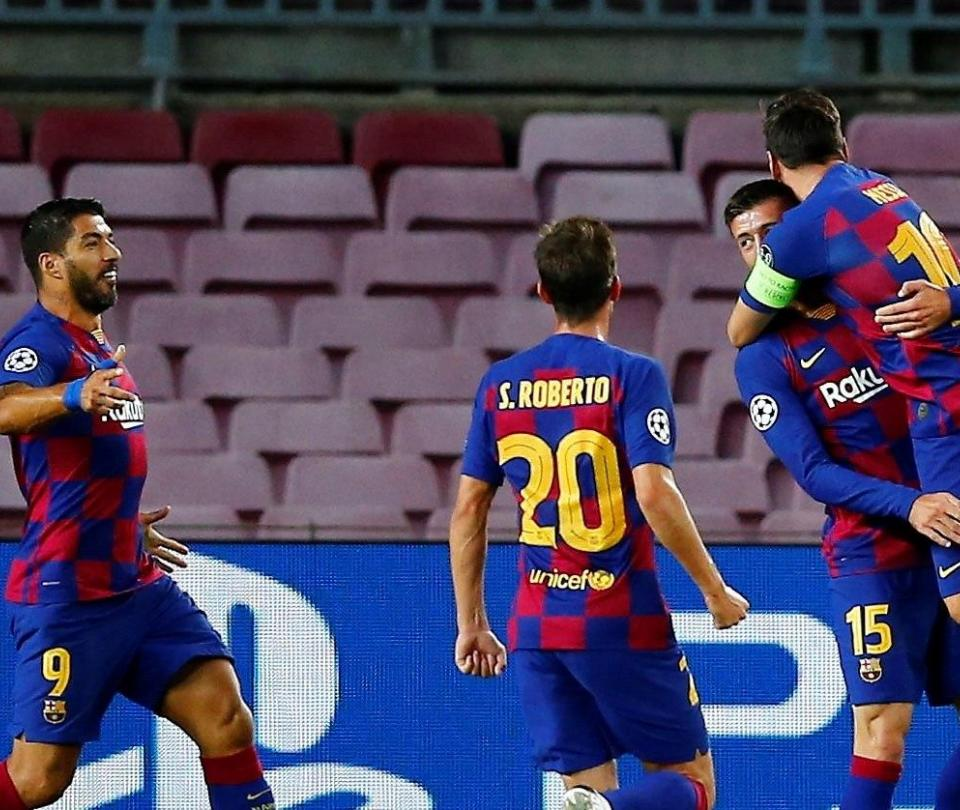 Barcelona 3-1 Nápoles en la Chanmpions League: crónica del partido - Fútbol Internacional - Deportes