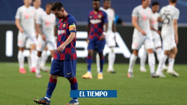 Barcelona cae goleado por Bayern Múnich 8-2 en la Champions League - Fútbol Internacional - Deportes