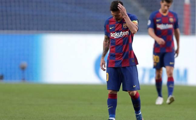 Barcelona y el fin de una era después de la debacle en Liga de Campeones (Opinión)