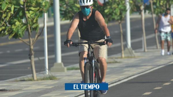 Barranquilla comienza a normalizar algunas actividades - Barranquilla - Colombia