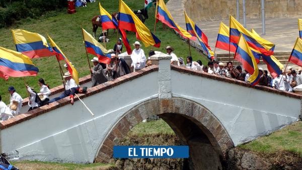 Batalla de Boyacá: ¿Puente de hoy es el mismo donde fue la batalla? - Gobierno - Política