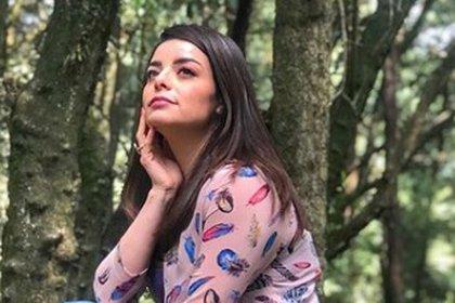 Violeta Isfel sorprendió al publicar una foto muy íntima en Instagram (IG: violetaisfel)
