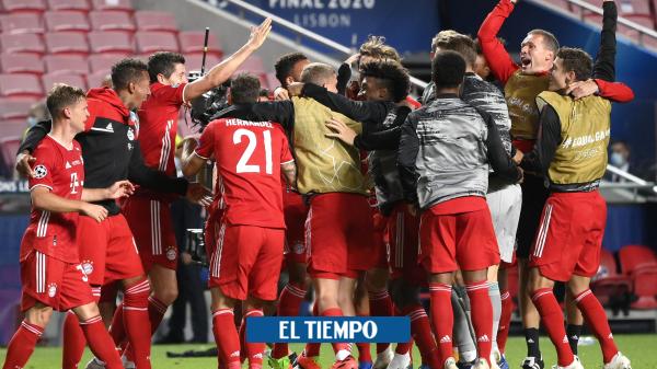 Champions League: Jugadores bailan con Hawái de Maluma y un mensaje a Neymar - Fútbol Internacional - Deportes