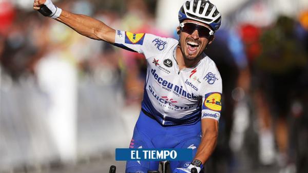 Clasificaciones del Tour de Francia, luego de la segunda etapa - Ciclismo - Deportes