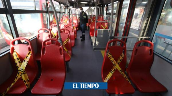 Coronavirus en Bogotá | ¿Cómo subir ocupación del transporte público sin correr riesgos? - Bogotá