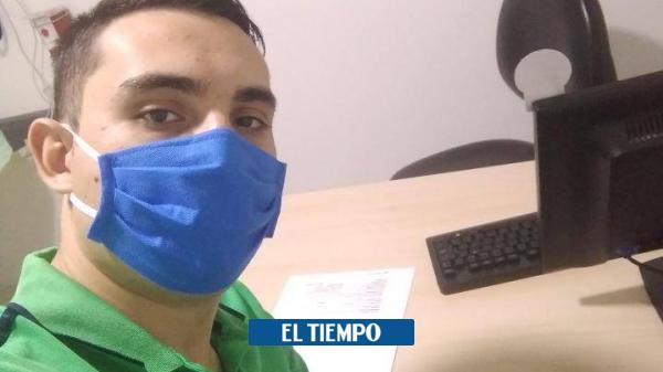 Coronavirus en Bucaramanga: joven cuenta como es vivir con covid-19 - Santander - Colombia