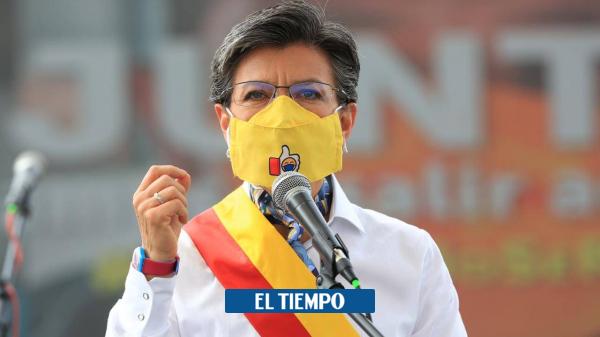 Coronavirus en Colombia: Entrevista a Claudia López sobre la cuarentena por localidades en Bogotá - Bogotá