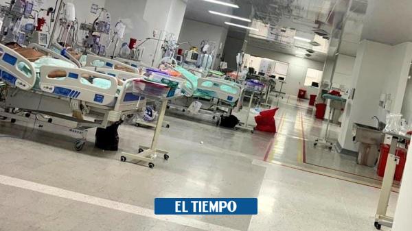 Coronavirus en Santander: Solo se ha avanzado 8 % en el plan de expansión de camas UCI   Colombia - Santander - Colombia