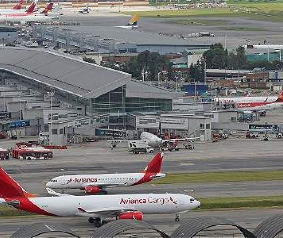 Covid-19: Reactivación de los vuelos desde el aeropuerto El Dorado - Sectores - Economía