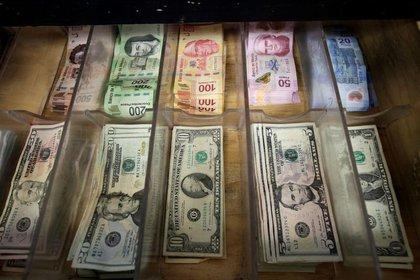 El lavado de dinero es un delito que mueve millones de pesos en México al año (Foto: Reuters/Archivo)