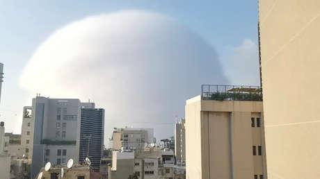 """FOTOS: Beirut, tras la explosión que se ha convertido en un """"desastre nacional"""""""