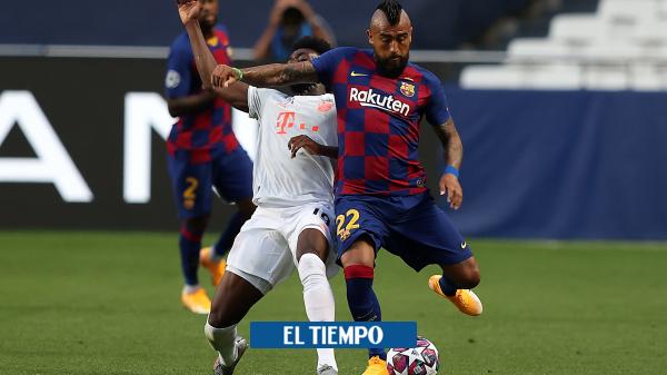 EN VIVO: Barcelona vs. Bayern Múnich Liga de Campeones - Fútbol Internacional - Deportes
