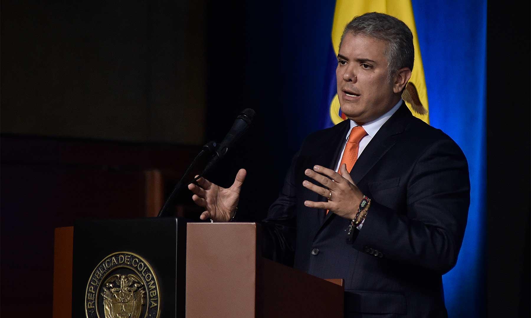 Compromiso, Colombia, Presidente Duque, inversión, US$30 mil millones, alianza Ripe, México, Perú, Chile, Alianza del Pacífico
