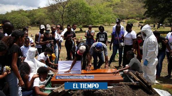 En vivo: audiencia de capturados por masacre de cinco menores en el oriente de Cali - Cali - Colombia
