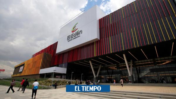 Estrategia del centro comercial El Edén para reapertura económica - Empresas - Economía