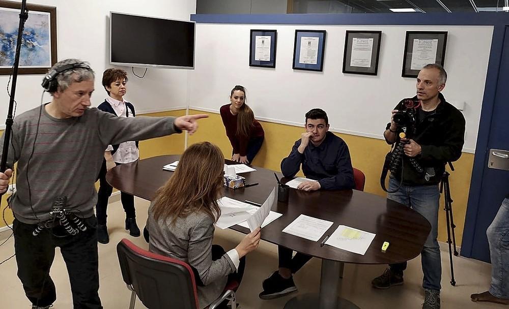 Estudiantes críticos con la precariedad y la tecnología