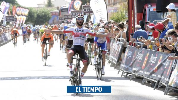 Fernando Gaviria ganó la segunda etapa del Tour de Limousin - Ciclismo - Deportes