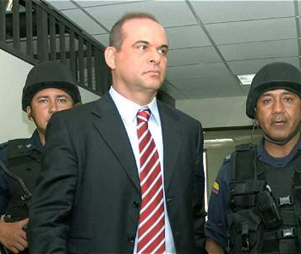 Gobierno dice que ha hecho todo lo necesario para extraditar a exparamilitar Mancuso - Gobierno - Política