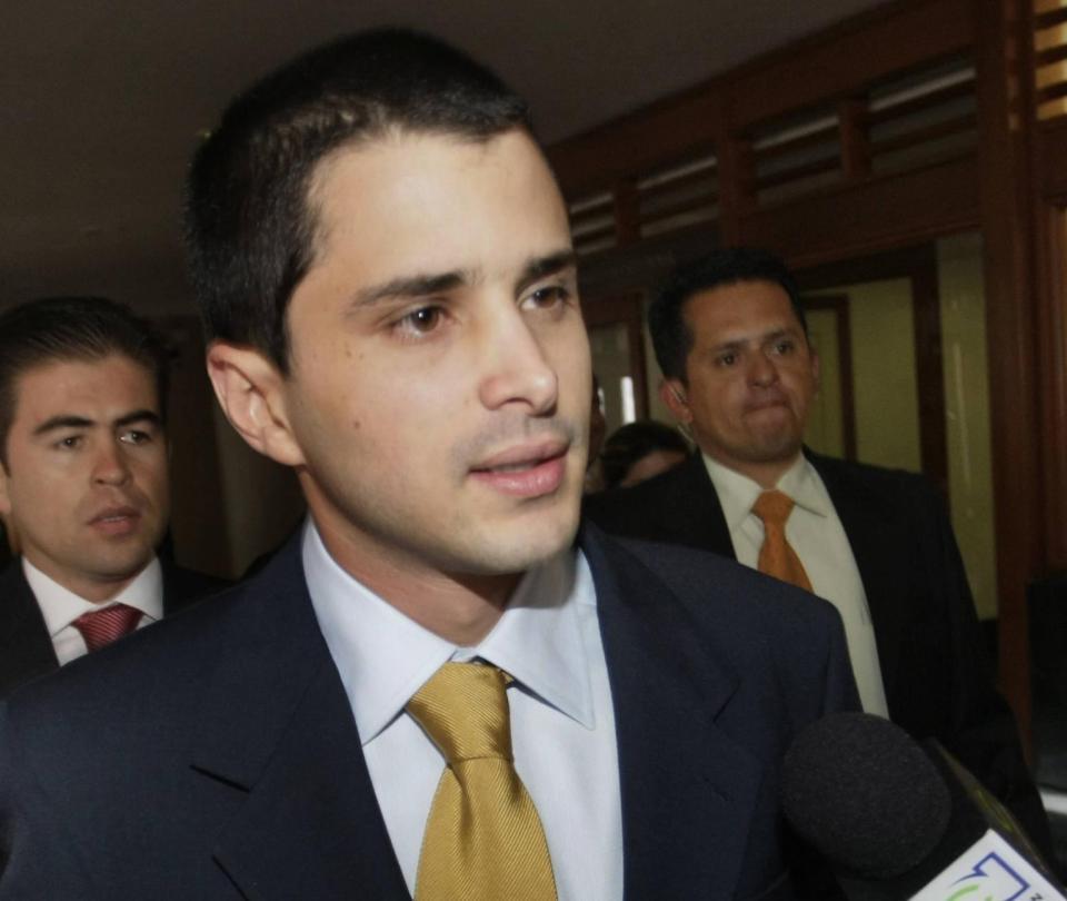 Hasta dónde llegará el protagonismo de Tomás Uribe en el Centro Democrático - Partidos Políticos - Política