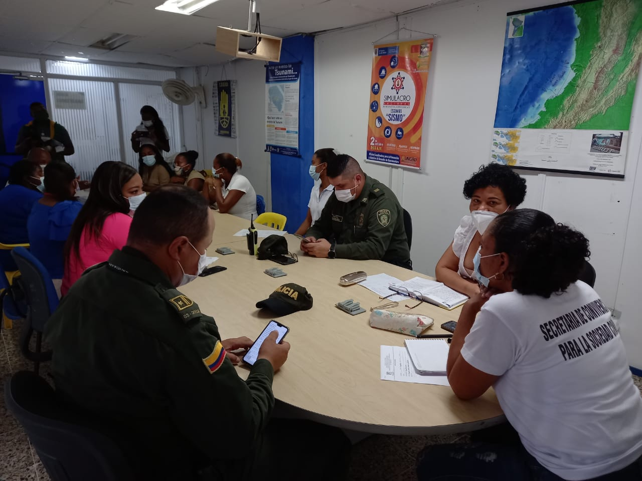 En Comité de Orden Público se aprobó Plan Integral de Seguridad y Convivencia Ciudadana para Buenaventura | Noticias de Buenaventura, Colombia y el Mundo