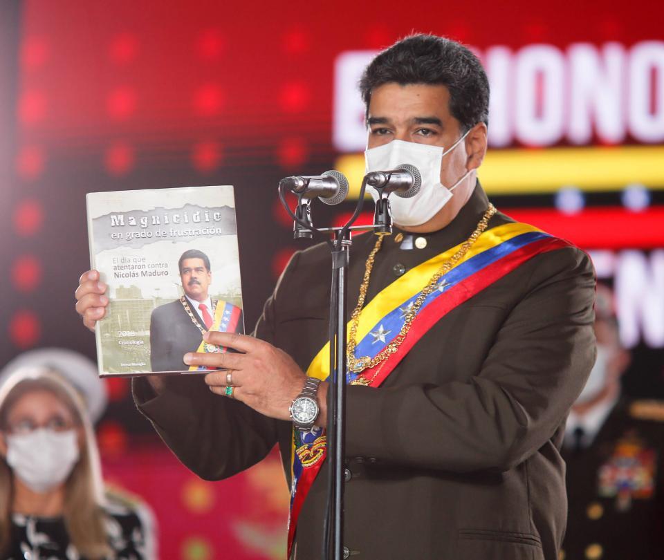 La declaración de 31 países pidiendo elecciones libres en Venezuela - Política