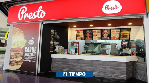 Las tiendas de café OMA y los restaurantes Presto que se cerrarán por la crisis - Empresas - Economía